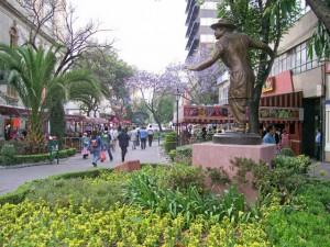 Turismo Zona Rosa Ciudad de México